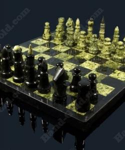 Шахматы из Змеевик