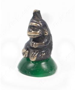Сувенир статуэтка Обезьяна из бронзы к Новому Году: купить, описание, фото, цена