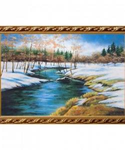 Картина  Весна  багет №7 (50х70 см)