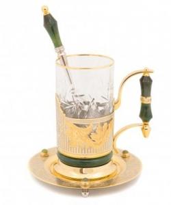 Чайный набор  Нефритовый