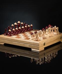 Шахматы День Строителя